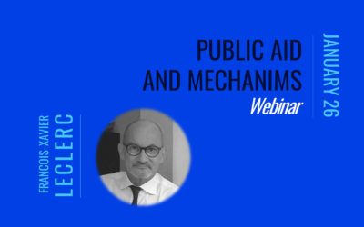 Public aid and mechanisms