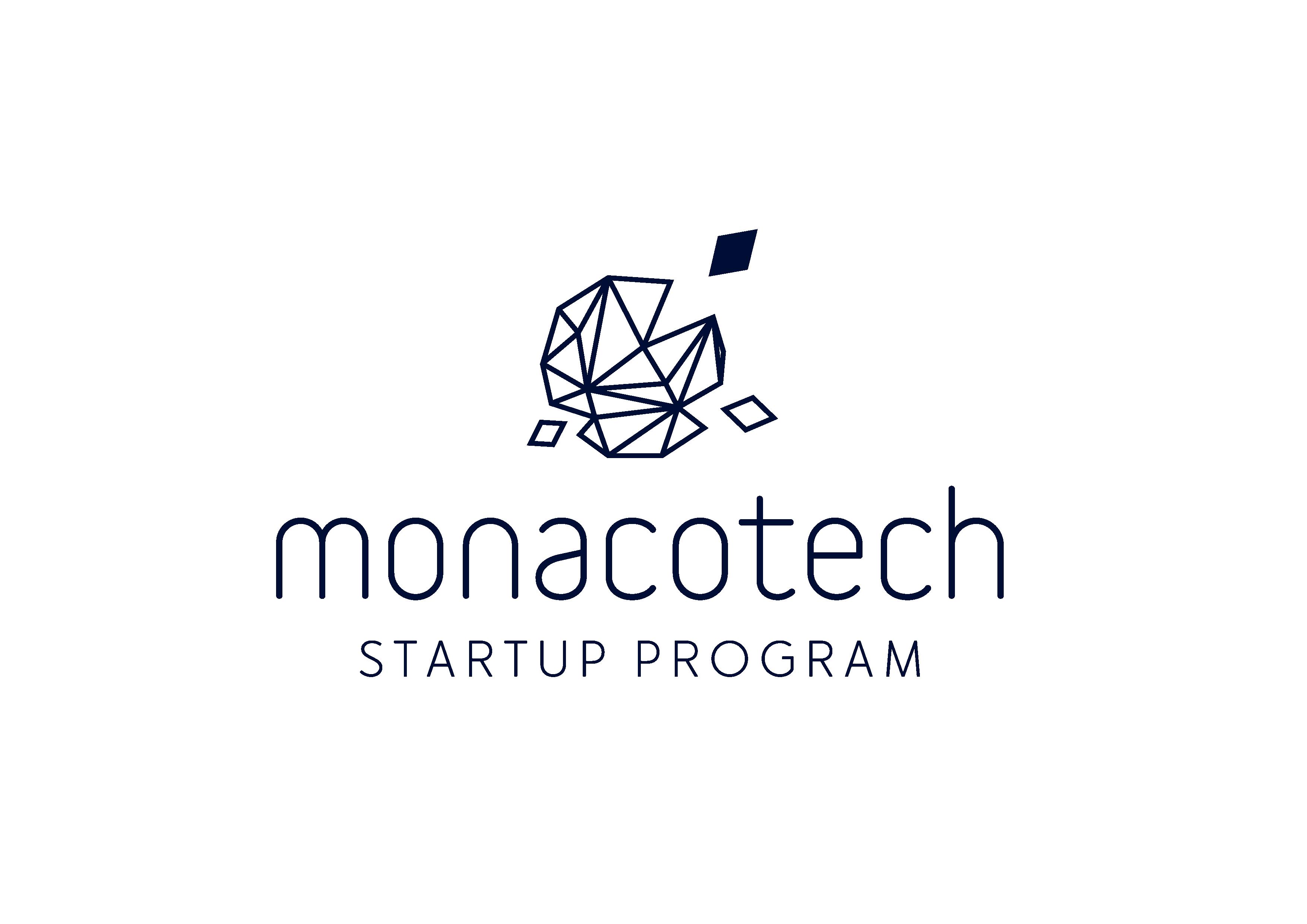 MonacoTech logo bleu