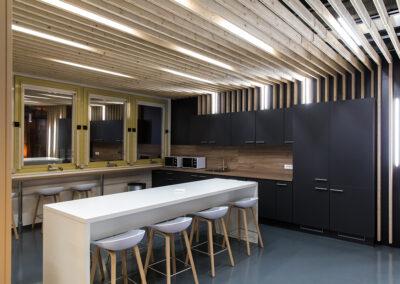 Lunch room MonacoTech