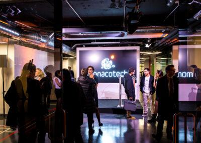Inauguration Monacotech 2017