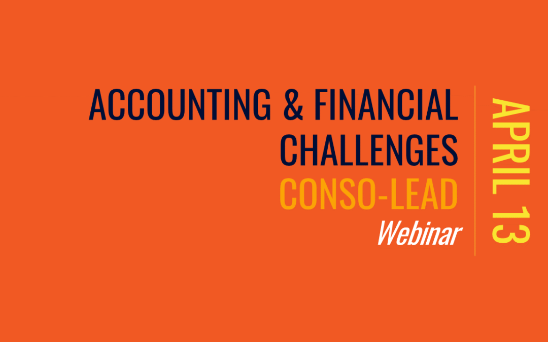 Accounting and financial challenges