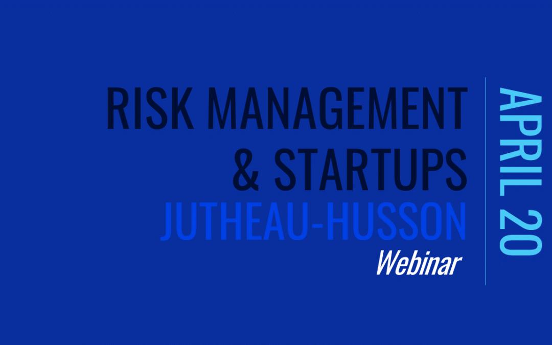 risk management startups