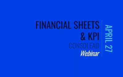 Financial sheets and KPI