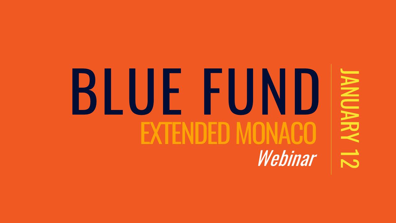 blue fund webinar