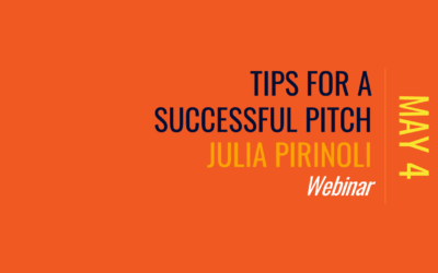 TIPS FOR A SUCCESSFUL PITCH