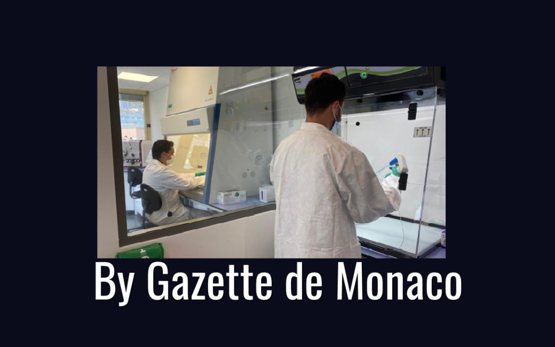 Le FabLAB. de MonacoTech totalement opérationnel